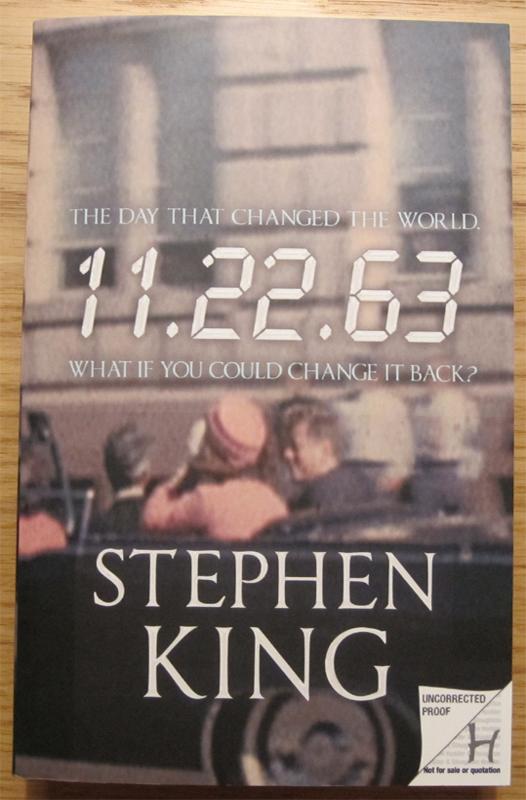 ~11/22/63 by STEPHEN KING ~ UNABRIDGED CD'S AUDIOBOOK