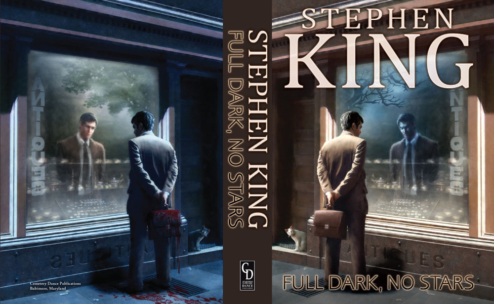 Stephen King Full Dark no Stars of Full Dark no Stars