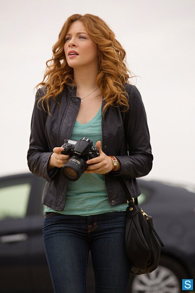"""Oh No They Didn't! - Rachelle Lefevre cast as Julia in """"Under The ..."""