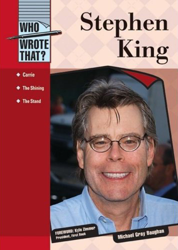 a look at the literary works of king of terror stephen edwin Good look at king 2 november 2012 | by  a night at the movies: the horrors of stephen king  author as he discusses what he feels works in the genre as well as.