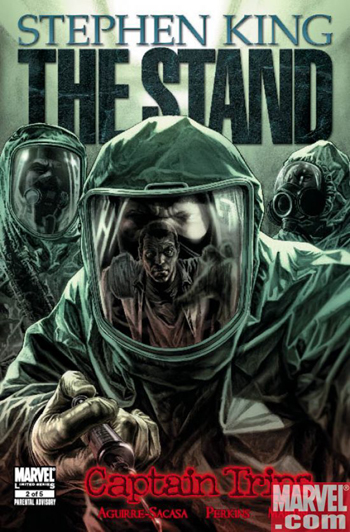 LE FLEAU, en BD, par Marvel Stand_1_2