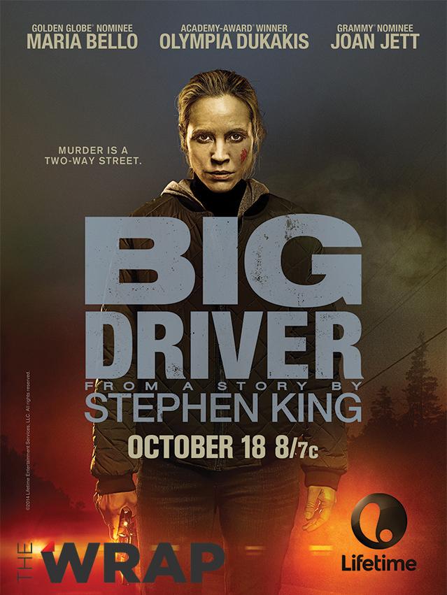 Audio book stephen king big driver