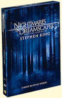 Nightmares & Dreamscapes on DVD
